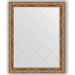Купить Зеркало с гравировкой Evoform Exclusive-G 95x120 см, в багетной раме - виньетка античная бронза 85 мм (BY 4359)