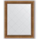 Купить Зеркало с гравировкой Evoform Exclusive-G 97x122 см, в багетной раме - бронзовый акведук 93 мм (BY 4369)