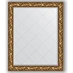 Купить Зеркало с гравировкой Evoform Exclusive-G 99x124 см, в багетной раме - византия золото 99 мм (BY 4371)