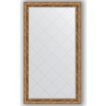 Купить Зеркало с гравировкой Evoform Exclusive-G 95x170 см, в багетной раме - виньетка античная бронза 85 мм (BY 4402)