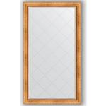 Купить Зеркало с гравировкой Evoform Exclusive-G 96x171 см, в багетной раме - римское золото 88 мм (BY 4404)