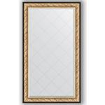 Купить Зеркало с гравировкой Evoform Exclusive-G 100x175 см, в багетной раме - барокко золото 106 мм (BY 4423)
