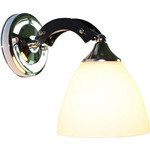 Бра IDLamp 287/1A-Blackchrome