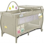 Манеж Asalvo Travel Cot Mix Plus Bears 12616