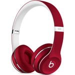 Наушники Beats Solo2 Luxe Edition red (ML9G2ZE/A)