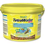 Купить Корм Tetra WaferMix Complete Food for Bottom-feeding Fish and Crustaceans пластинки для всех видов донных рыб и ракообразных 3,6л (193826)