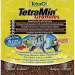 Купить Корм Tetra TetraMin Granules Complete Food for All Tropical Fish гранулы для всех видов тропических рыб 15г (134492)