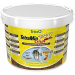Купить Корм Tetra TetraMin Pro Crisps Complete Food for All Tropical Fish чипсы для всех видов тропических рыб 10л (139497)