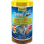 Купить Корм Tetra TetraPro Energy Crisps Premium Food for All Tropical Fish чипсы придание энергии для всех видов тропических рыб 500мл (204430)