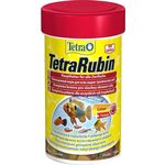 Купить Корм Tetra TetraRubin Flakes Premium Food for All Tropical Fish хлопья усиление окраски для всех видов тропических рыб 1л (204416)