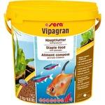 Купить Корм SERA VIPAGRAN Soft Granules Staple Food мягкие гранулы для декоративных рыб 10л (3кг)