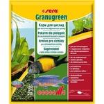 Купить Корм SERA GRANUGREEN Veggie Pellets for East African Cichlids вегетарианские гранулы для восточно-африканских цихлид 20г