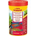 Купить Корм SERA GRANURED Color Pellets for Carnivorous Fish цветные гранулы для плотоядных рыб 250мл (135г)
