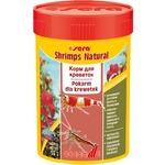 Купить Корм SERA SHRIMPS NATURAL Granules Staple Food for Srimps гранулы для креветок 100мл (55г)