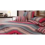 Купить Комплект постельного белья Ecotex 1,5 сп, сатин, Страйп (КГ1Страйп)