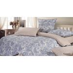 Купить Комплект постельного белья Ecotex Евро, сатин, Луиджи (КГЕЛуиджи)