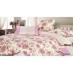 Купить Комплект постельного белья Ecotex Евро, сатин, Аманда (КГЕАманда)
