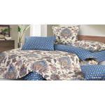Купить Комплект постельного белья Ecotex Евро, сатин, Сюссан (КГЕСюссан)