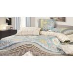 Купить Комплект постельного белья Ecotex Евро, сатин, Кардинал (КГЕКардинал)