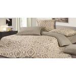 Купить Комплект постельного белья Ecotex Евро, сатин, Нильс (КГЕНильс)