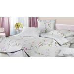 Купить Комплект постельного белья Ecotex 1,5 сп, сатин, Эдельвейс (КГ1Эдельвейс)