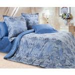 Купить Комплект постельного белья Ecotex 2-х сп, сатин-жаккард, Аурелия (КЭМАурелия)