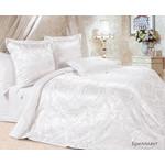 Купить Комплект постельного белья Ecotex 2-х сп, сатин-жаккард, Бриллиант (КЭМБриллиант)