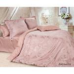 Купить Комплект постельного белья Ecotex Евро, сатин-жаккард, Джульетта (КГЕДжульетта)