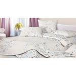 Купить Комплект постельного белья Ecotex Евро, сатин, Перламутр (КГЕПерламутр)