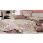 Купить Комплект постельного белья Ecotex 1,5 сп, сатин, Лилиан (КГ1Лилиан)