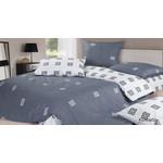 Купить Комплект постельного белья Ecotex Евро, сатин, Коломбо (КГЕКоломбо)