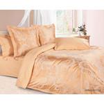 Купить Комплект постельного белья Ecotex Евро, сатин-жаккард, Николетта (КЭЕНиколетта)