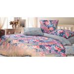 Купить Комплект постельного белья Ecotex 1,5 сп, поплин, Виола (КП1Виола)