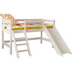 Мебельград Соня с наклонной лестницей и горкой, вариант 14