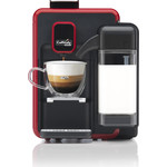 Caffitaly S22 Bianka red/black