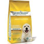 ARDEN GRANGE Weaning/Puppy Hypoallergenic Rich in Fresh Chicken&Rice гипоалергенный с курицей и рисом для щенков 15кг (AG600163)