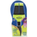 Купить Пуходерка FURminator Slicker Brush Small Soft маленькая мягкая двухсторонняя зубцы 15мм