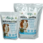 Корм Fiory Micropills Adult Maintenance Guinea Pigs для морских свинок 850г