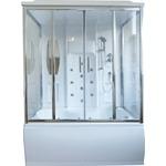 Royal Bath 150х85х220 стекло прозрачное (RB150SKS-T)