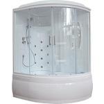 Royal Bath 150х100х225 стекло прозрачное левая (RB150ALP-T-L)
