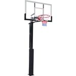 Купить Баскетбольная стационарная стойка DFC ING50A 127x80 см акрил