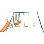Купить Детский комплекс DFC с горкой MSGL-01 (качели)