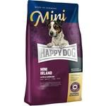 Happy Dog Mini Adult 1-10kg Irland Salmon & Rabbit с лососем и кроликом для взрослых собак мелких пород 4кг (60111)