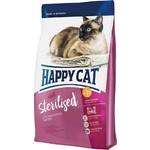 Купить Сухой корм Happy Cat Adult Sterilised For Neutered Cats с мясом птицы для стерилизованных кошек 300г (70081)
