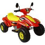 Электромобиль CHIEN TI BEACH RACER (CT-558) желто-красный
