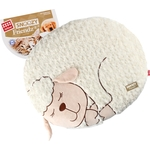 Купить Лежанка GiGwi Snoozy Friendz Warm&Comfort овечка для кошек и собак 55x40x6,4см (75114)