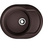 Купить Кухонная мойка Omoikiri Manmaru 62-DC, 620х500, темный Шоколад (4993354)