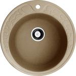 Купить Кухонная мойка Omoikiri Tovada 51-CA, 510х510, карамель (4993366)