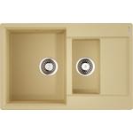 Купить Кухонная мойка Omoikiri Daisen 78-2-MA, 780х510, марципан (4993329)