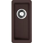 Купить Кухонная мойка Omoikiri Kata 20-U-DC, 200х420, темный шоколад (4993374)